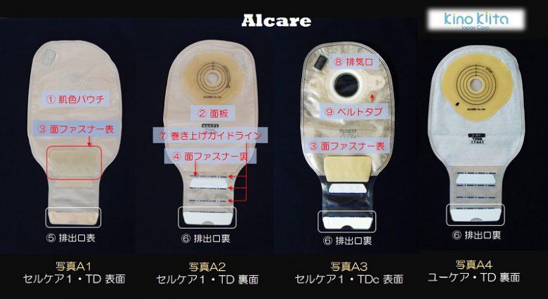 ストーマ装具メーカー アルケア Alcare